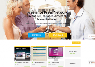Freelance Press Network