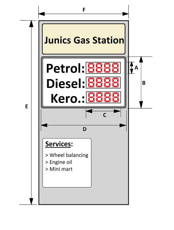 Smart Fuel Display C Series