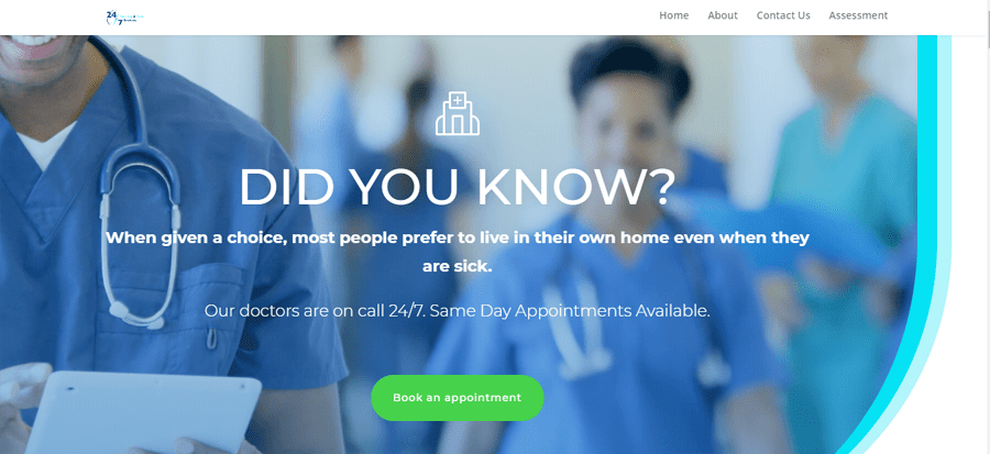 247 Nursing and Care