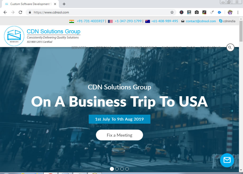 CDN Solutions Group